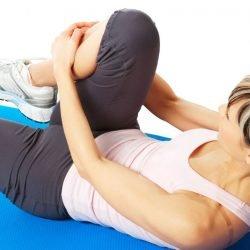 Sechs Übungen bei Ischiasschmerzen