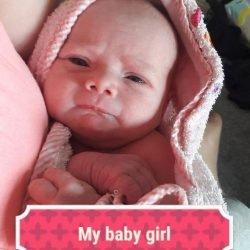 Tötete ein Küsschen die kleine Kiara? Baby stirbt nach Herpes-Infektion