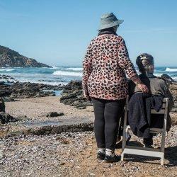 Regelmäßige Ausflüge guard gegen depression im Alter
