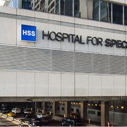 Krankenhaus für Spezielle Chirurgie erste orthopädische Krankenhaus zu gewinnen HIMSS Davies Award