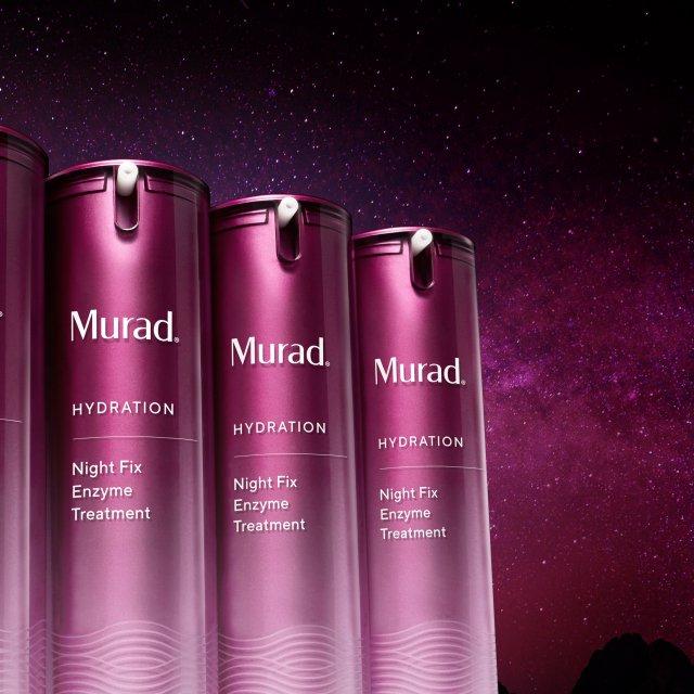 Dr. Murad Teams Mit Casper Matratze für Produkt-Launch